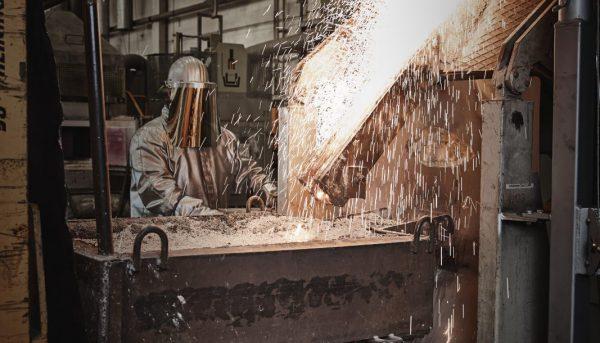 Escoamento ITO no centro de pesquisaem Leoben da RHI Magnesita